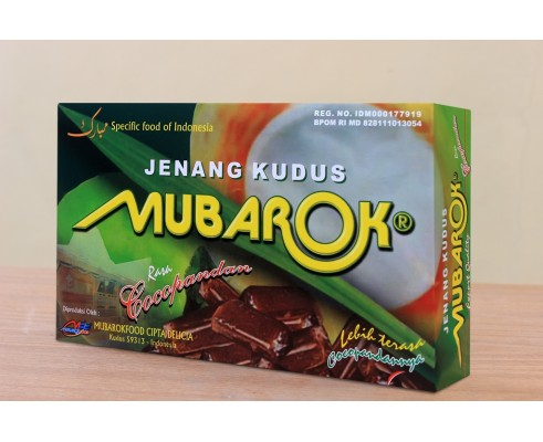 JENANG MUBAROK RASA COCOPANDAN, DOS 12 s'