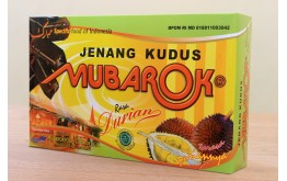 JENANG MUBAROK RASA DURIAN, DOS 12 s'