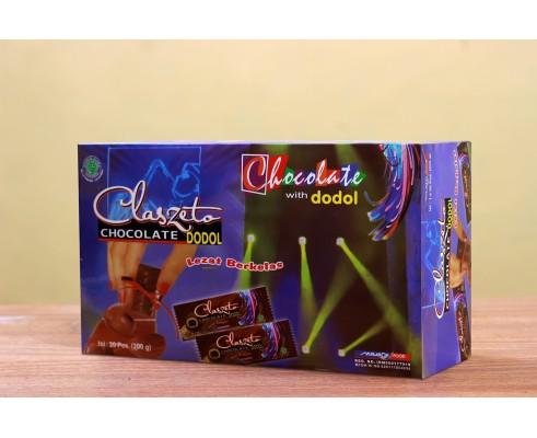Coklat Dodol Claszeto, Dos 20x2's